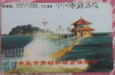 青岛市劳动和社会保障卡