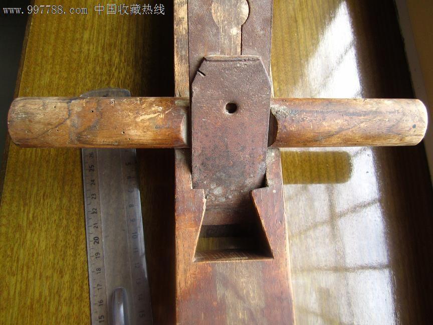 特大木工刨子,40多厘米长