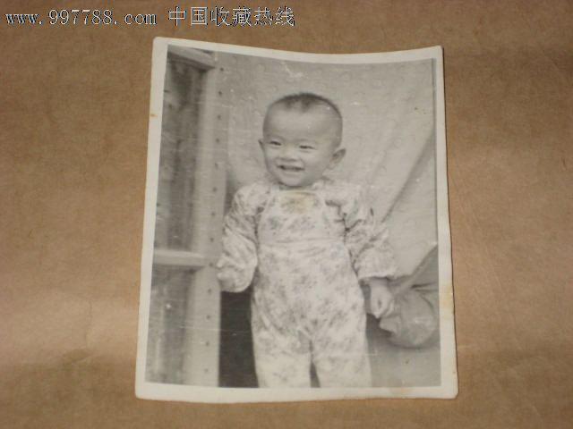 济南老照片:可爱的小宝宝