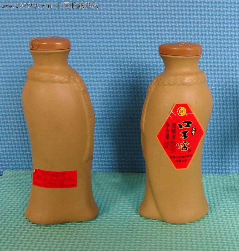 酒瓶收藏,口子窖小酒版(100ml)