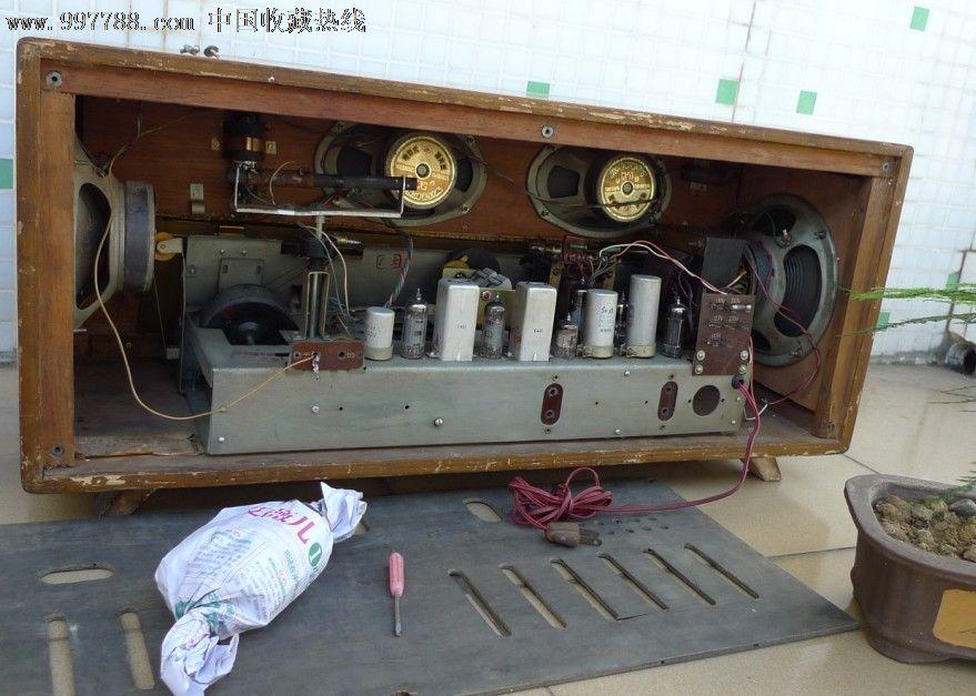 上海132-1电子管收音机_价格2800元_第7张_7788收藏__中国收藏热线