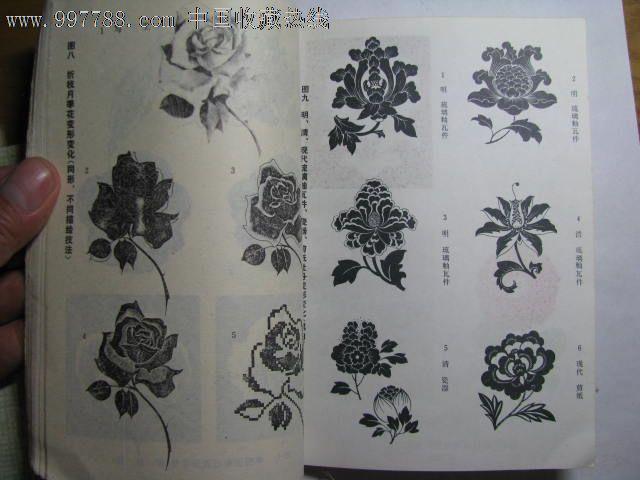 基础图案技法-价格:10元-se12612876-报头/美术资料图片