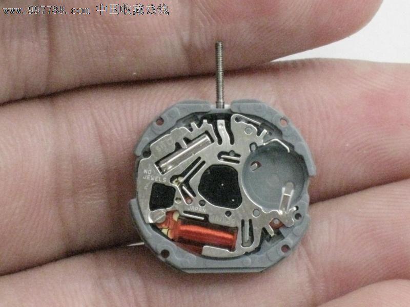 手表配件日本原装石英表机芯vj12a