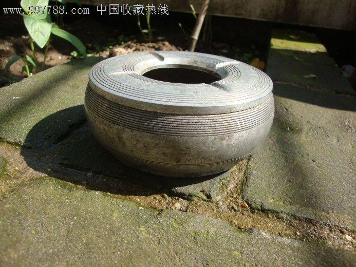 满洲国铝制烟灰缸