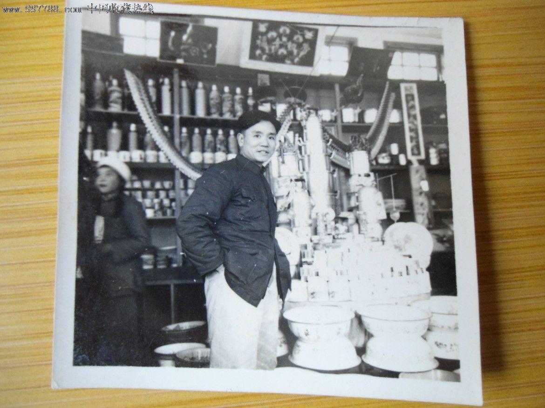 70年代的农村供销社,老照片-->其他照片