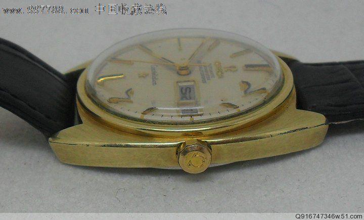 包金套欧米茄星座手表_价格5800元【天津古董钟表大全】_第2张_7788图片