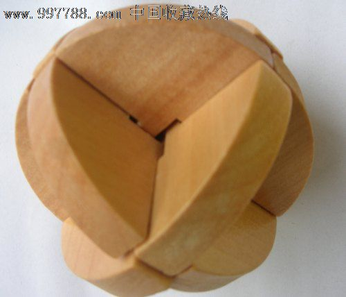 益智玩具--原木鲁班球_价格20元_第2张_7788收藏__中国收藏热线