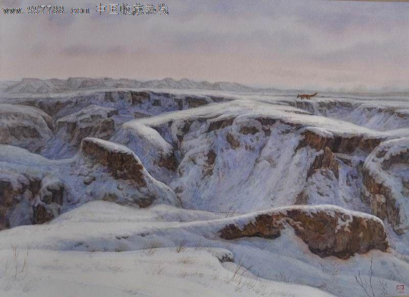 棉花手工制作雪景