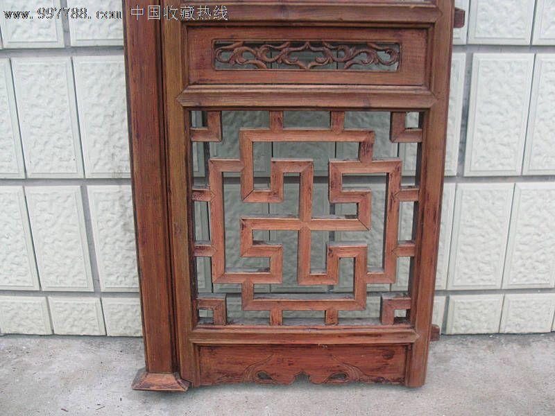 清-白木-葫芦万代,万字纹床面_价格元_第6张_中国收藏热线