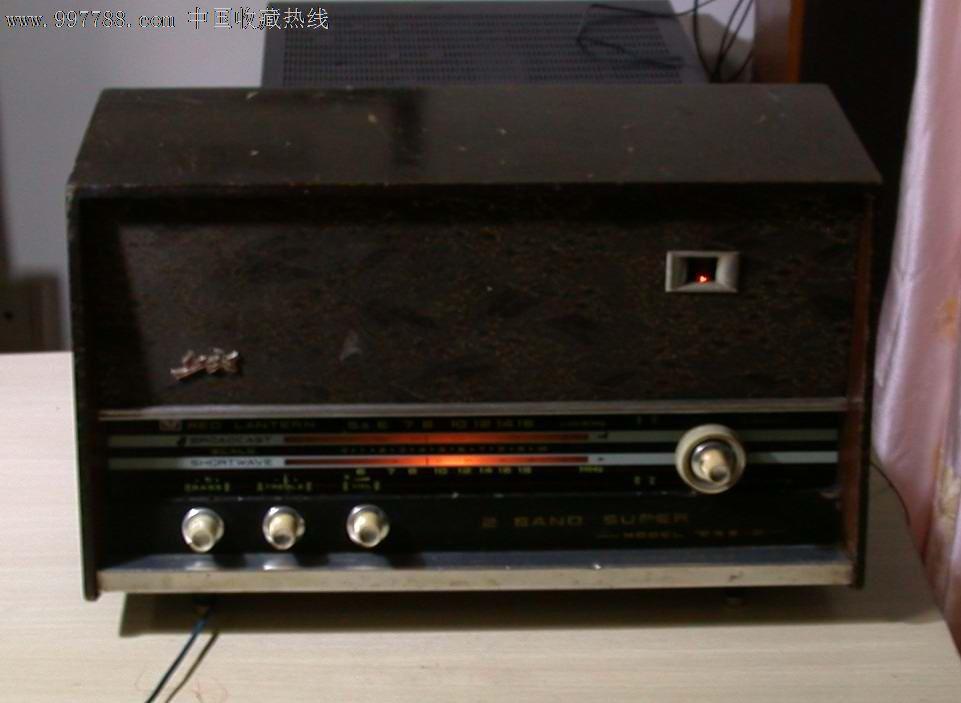 红灯711-2电子管收音机_价格100元_第6张_中国收藏热线