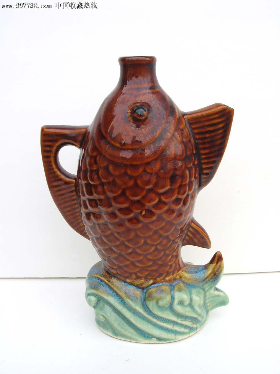酒瓶,八十年代(20世纪),白酒瓶,陶瓷,动物形,动物,中国大陆,se