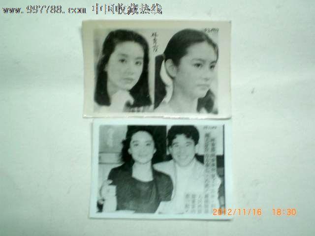 80年代电影明星林青霞照片图片