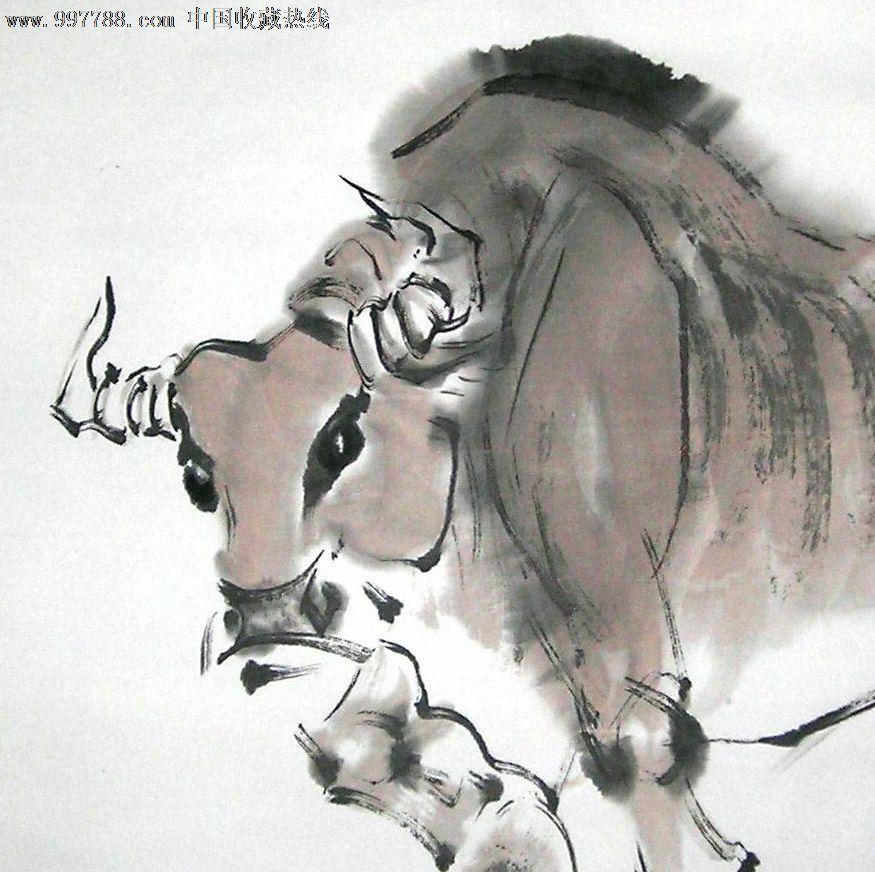 张勇中国民间文艺家协会会员_花鸟国画原作_抱香斋图片