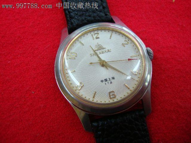老上海表;钉子摆;后配表盘-价格:135元-se1496