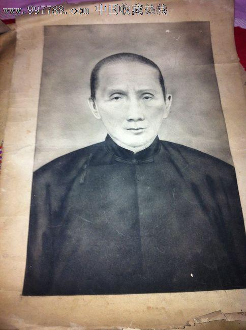 6张民国手绘人物像