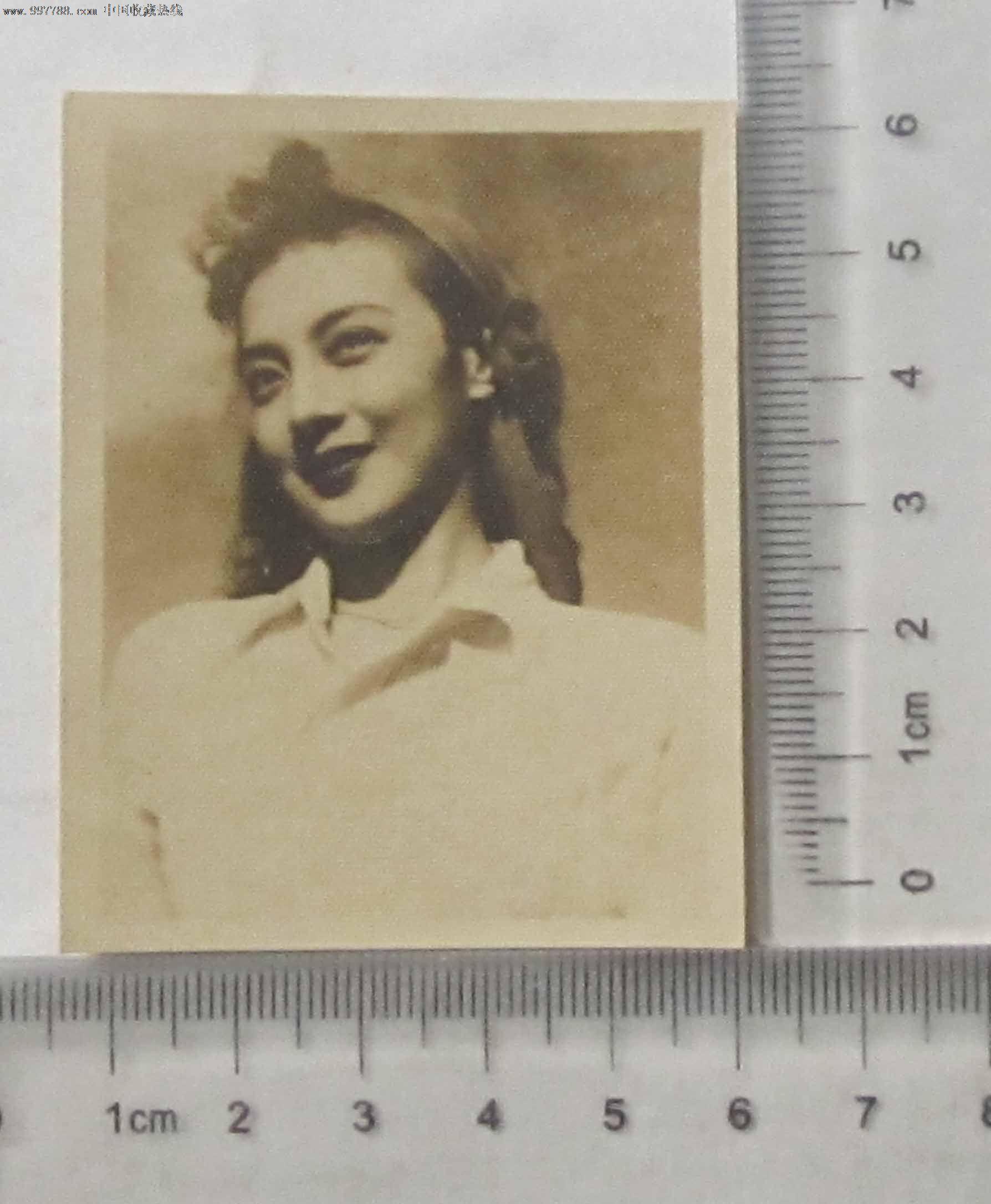 中国老照片-早期美女图片