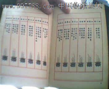 观音72香谱图解图片下载分享;
