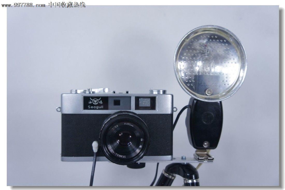 俄产便携式相机闪光灯