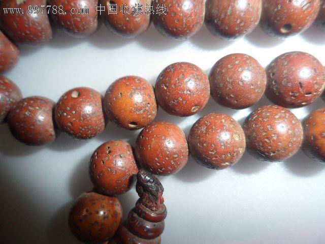 星月菩提子老珠子一串_价格780元_第2张_中国收藏热线