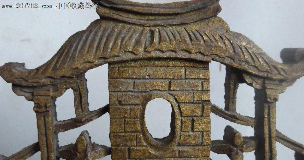 木雕房子_价格元_第2张_7788收藏__中国收藏热线