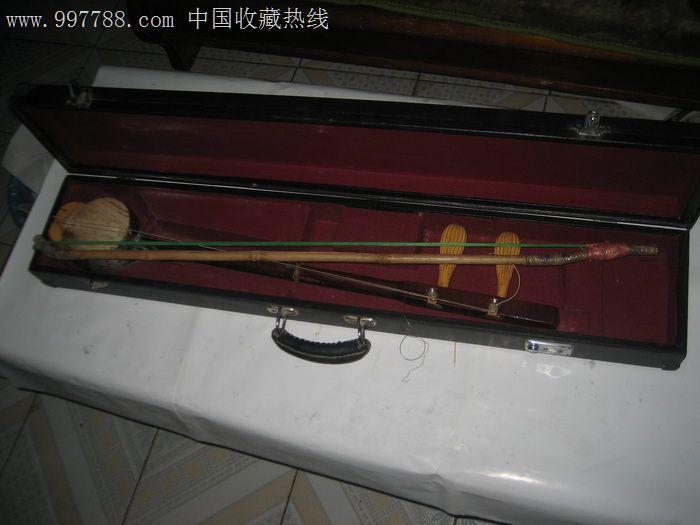 二胡天津快板伴奏曲谱