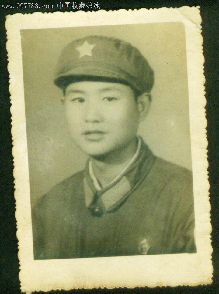 早期军人照片_价格8元【朱锦红】