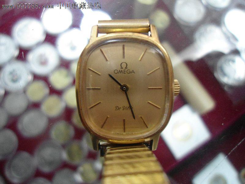 欧米伽镀金女表(625机芯)-手表/腕表--se16144295--祥图片