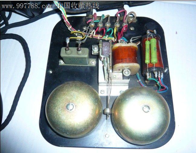 胶木拨盘电话机