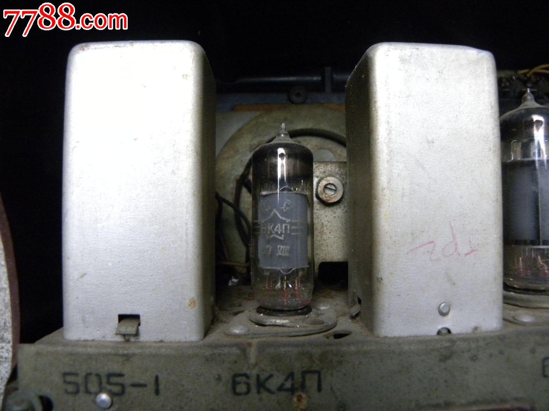 老电子管收音机