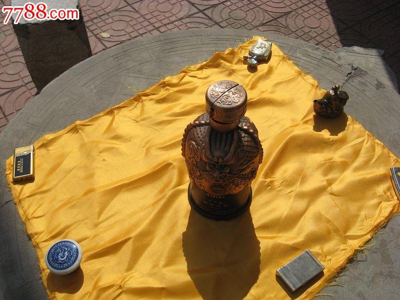 【酒瓶收藏】贵州茅台集团尊贵天下金属包装一