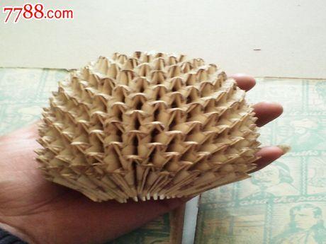如何用纸折纸折动物