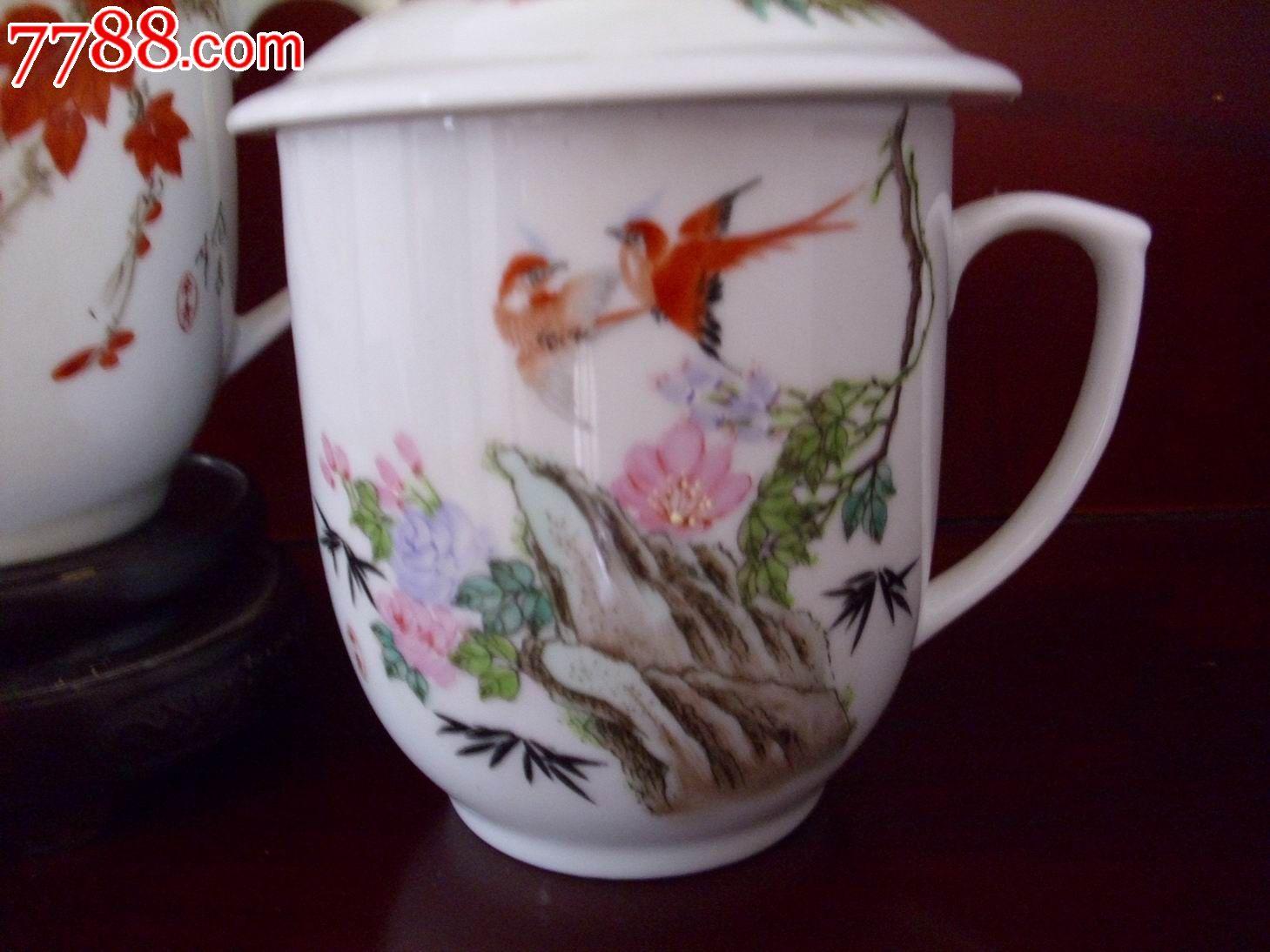景德镇名家粉手绘茶杯_价格元_第2张_中国收藏热线