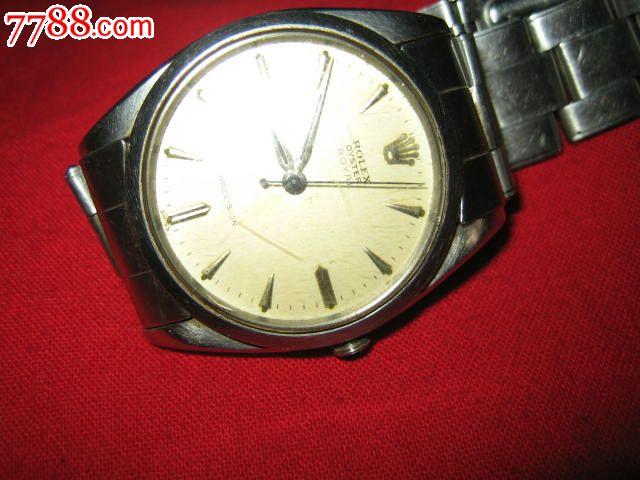 53年老款--劳力士1210,手表/腕表,机械,年代不详,劳力士,钢,瑞士,三针图片