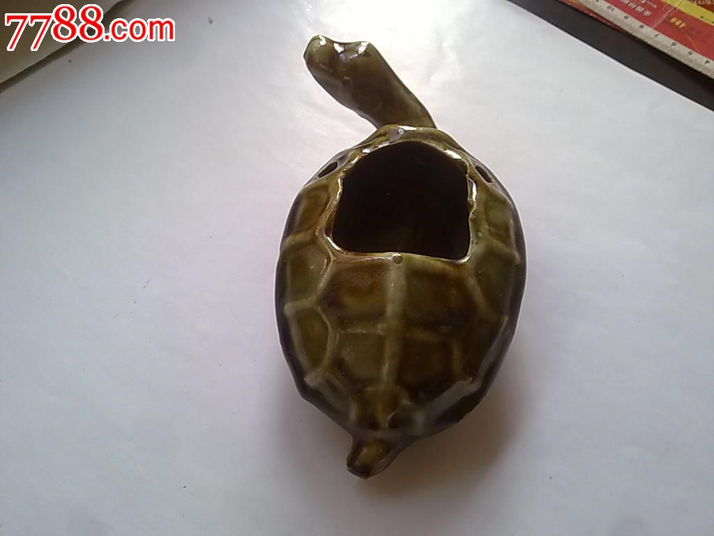 长寿龟烟灰缸_价格元_第10张_中国收藏热线