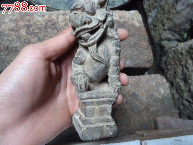 售小石狮子_价格500元_第2张_中国收藏热线图片