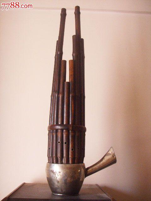 ��_老乐器--笙