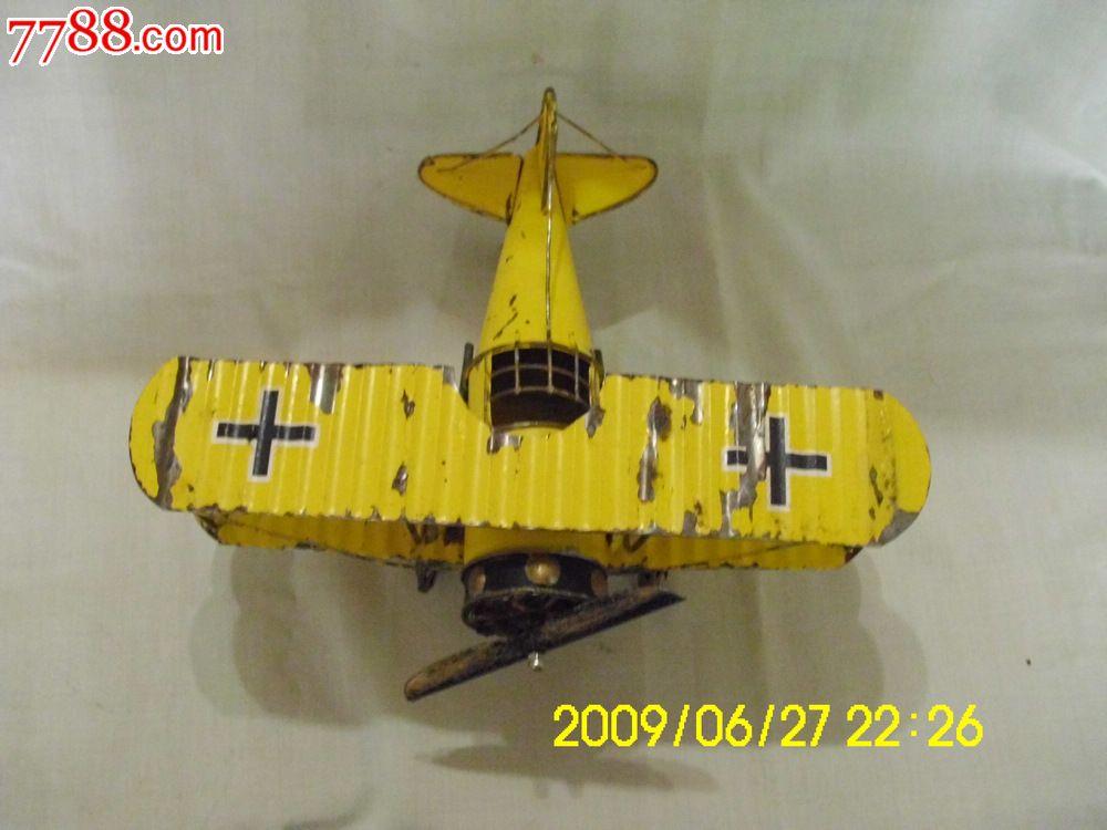 二战德国双翼战斗机._飞机/航天模型