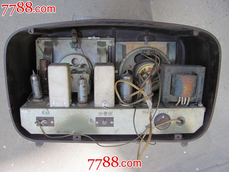 电子管收音机:红星504-3_价格170元_第7张_中国收藏热线