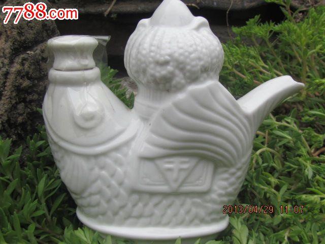 酒壶收藏,动物老酒壶,文革酒壶,陶瓷酒壶,唐山老酒壶