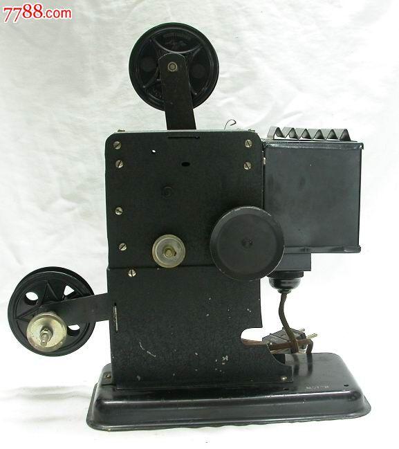 德产16mm电影胶片放映机图片