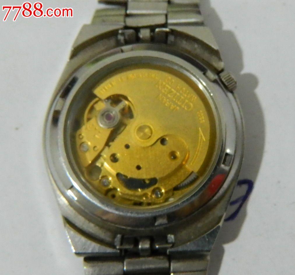 西铁城自动手表_价格175元【万木堂】_第2张_中国收藏热线