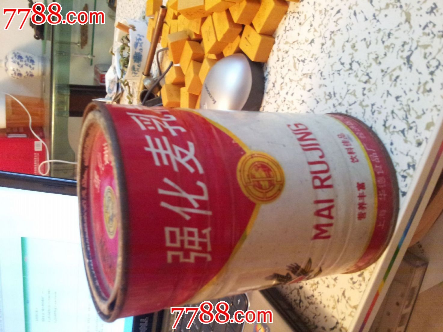 强化麦乳精_梁丰上海特产强化麦乳精400g罐香浓麦芽奶