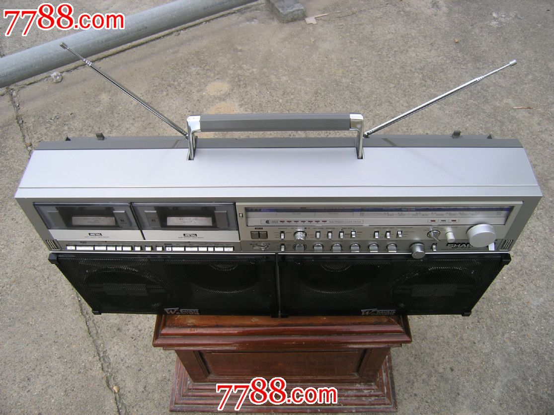夏普gf-777收录机