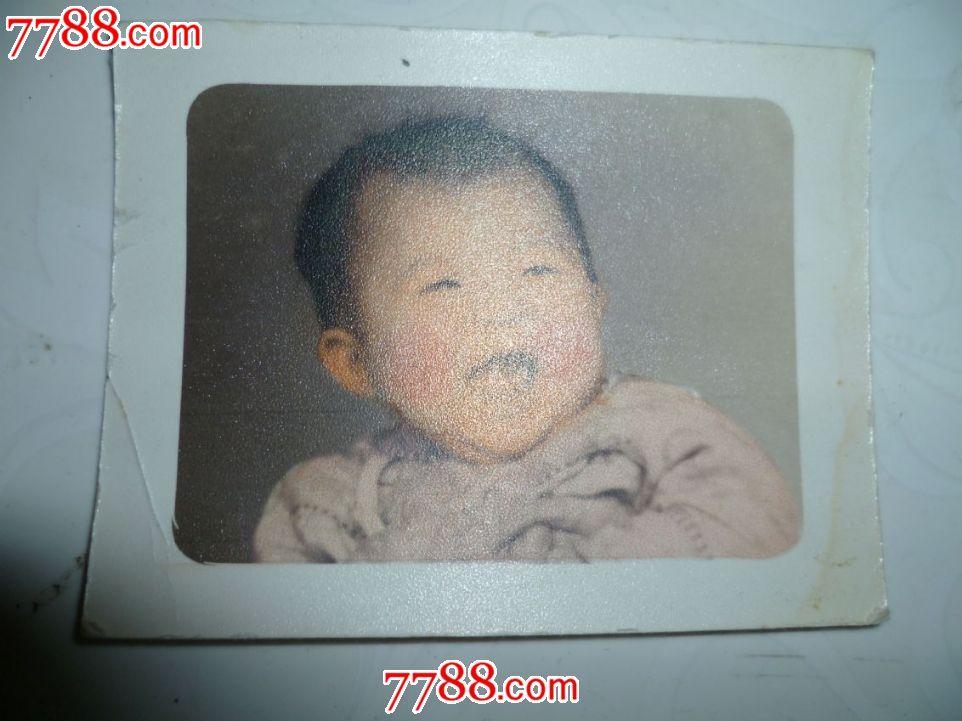 小孩照片-价格:.5元-se18655817-老照片-零售-中国