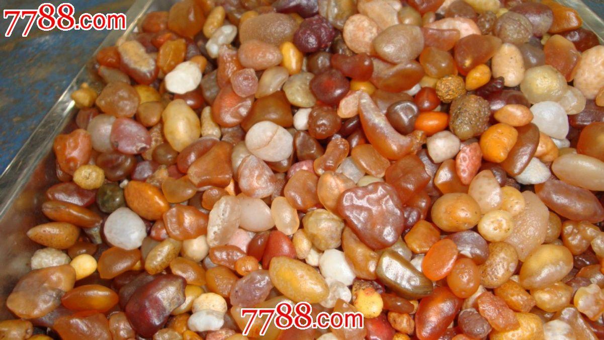 两盘糖心玛瑙-风砺石/戈壁石--se18737882-零售-中国