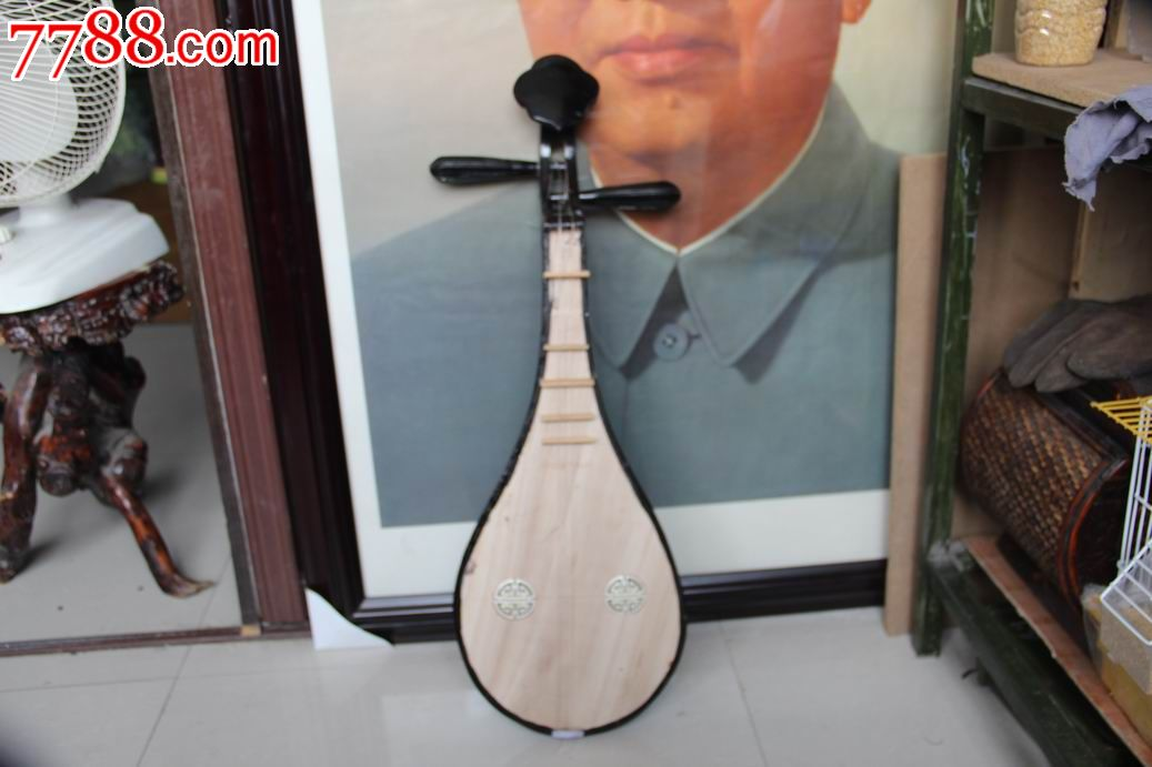 经典道.弹起我心爱的土琵琶.老式土琵琶