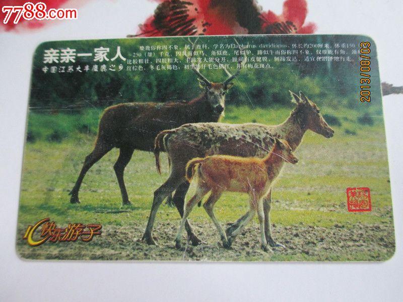 四不像-麋鹿_价格元_第2张_中国收藏热线