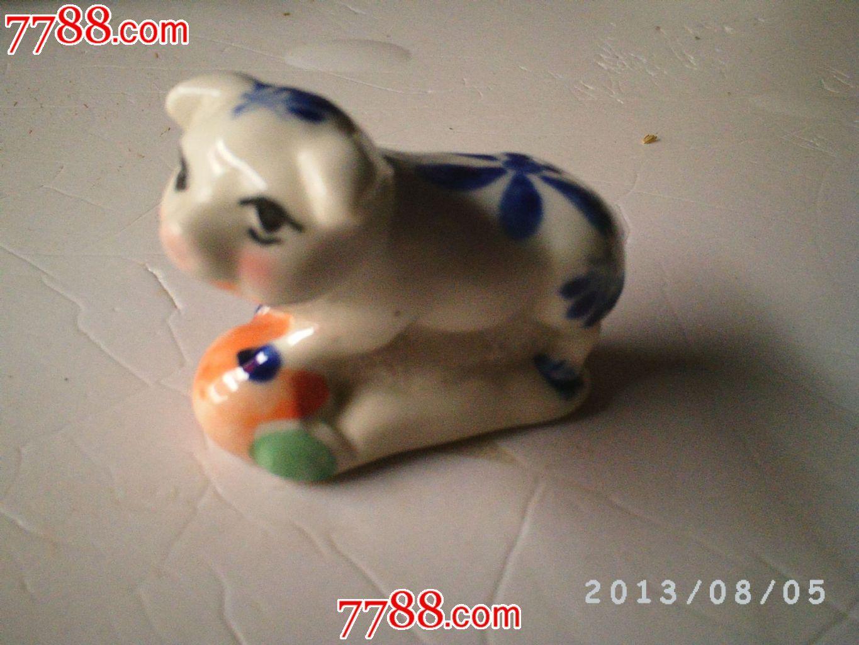 彩绘瓷/彩瓷_中华藏虫【7788收藏