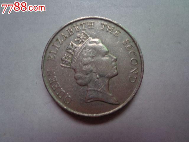 1998年香港5元硬币_1986年5元香港硬币女王大皇冠