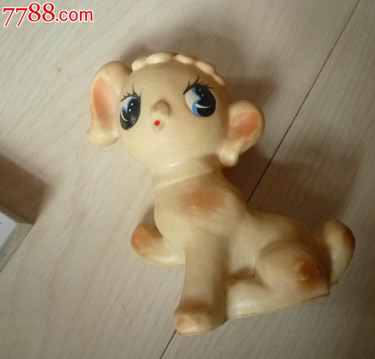 皮玩具可爱小狗